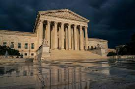 Contamination of the US Courtroom by New Covid 19 Instances